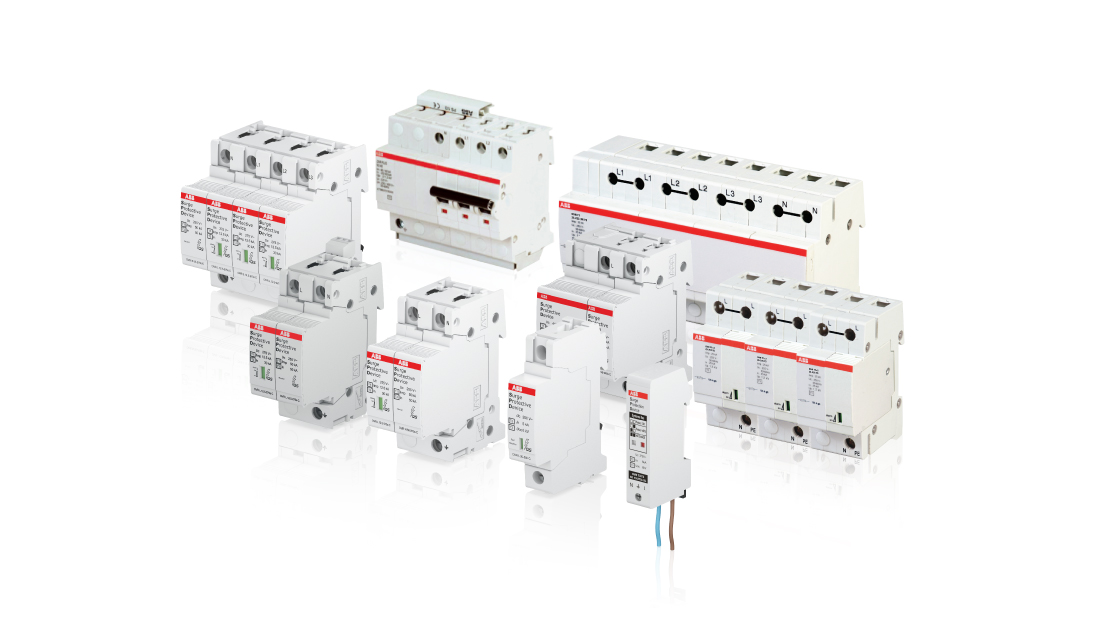 SPD, surge protection devices