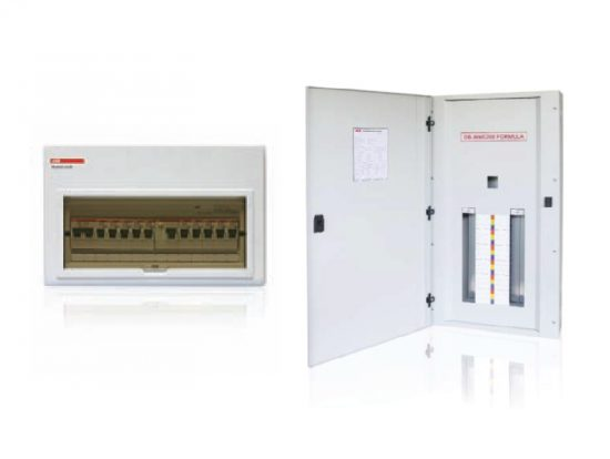 Consumer Unit, Distribution Board, ABB