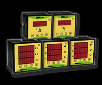 Digital Panel Meter, MASTER