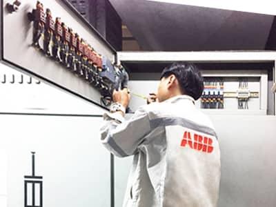WNJ installation, WNJ engineer, WNJ service, WNJ, ABB, ตัวแทนจำหน่าย ABB, ตัวแทน ABB, ABB thailand, ฝ่ายขาย ABB, สินค้า ABB, ABB products, ติดตั้งตู้, วายริ่ง