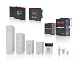 Capacitors ABB