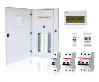 MCB (Miniature Circuit Breakers)