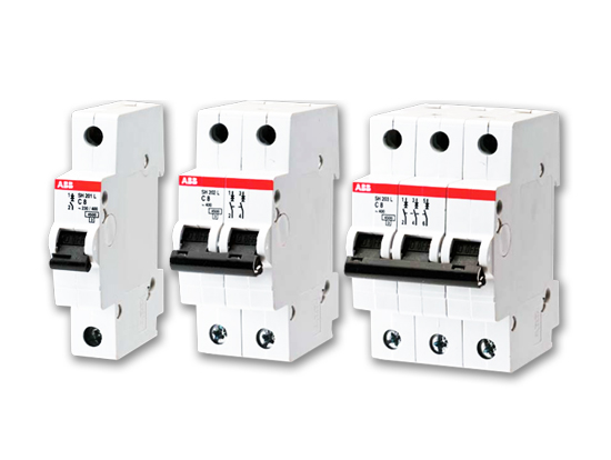 Miniature Circuit Breakers MCBs